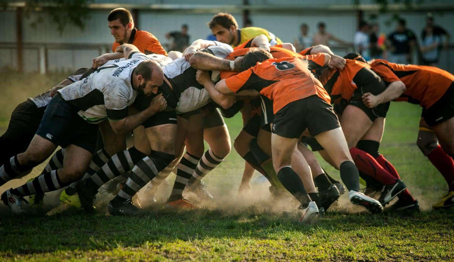 THREE60 SOCIAL TIME – La leadership e la metafora del rugby