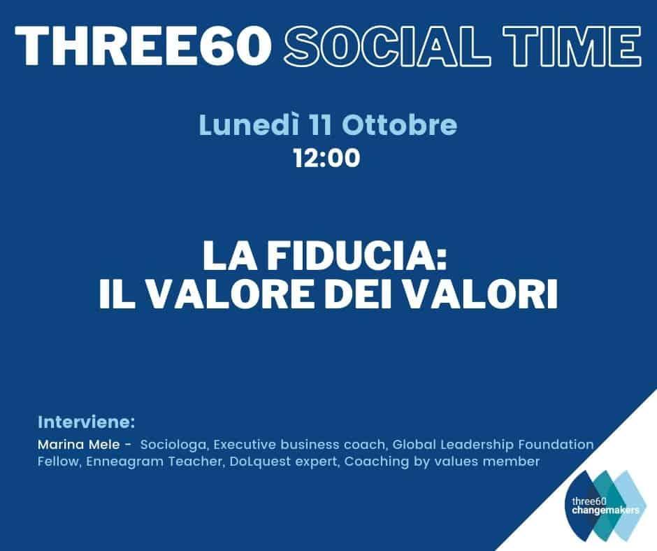 three60 social time